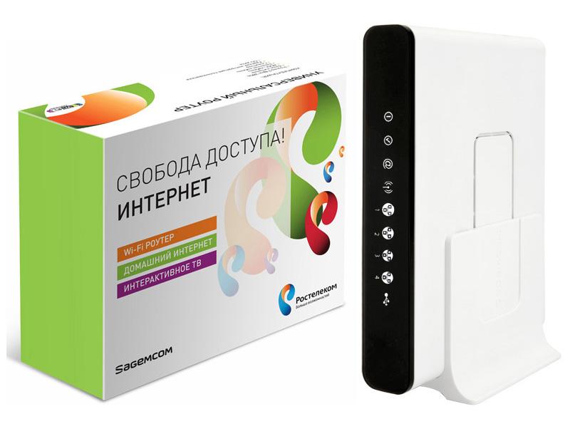 Настройка роутера Sagemcom Fast 2804