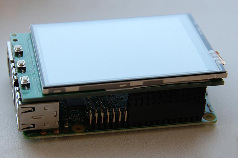 Подключение LCD дисплея к Raspberry PI