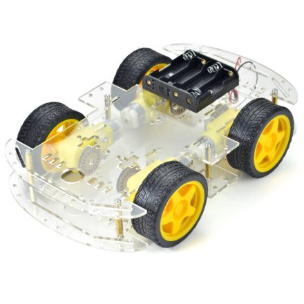 4WD_platform